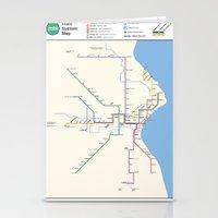 Milwaukee Transit System… Stationery Cards