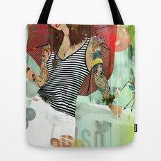 HOTEL PARADISO Tote Bag