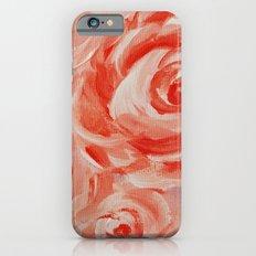 Floating Roses iPhone 6 Slim Case