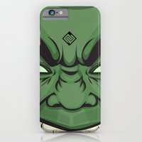 iPhone & iPod Case featuring Hulk by illustrationsbynina