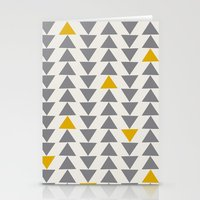 Straight and Narrow Stationery Cards