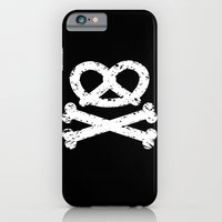 Pretz-Skull and Crossbones iPhone 6 Slim Case