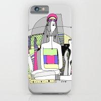 iPhone & iPod Case featuring Funny socks by Zina Kazantseva