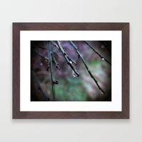 Say Hello To Your Mother… Framed Art Print