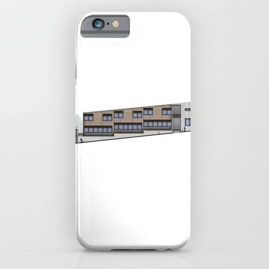 School Facade iPhone & iPod Case