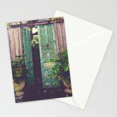 Saint Augustine Garden Stationery Cards
