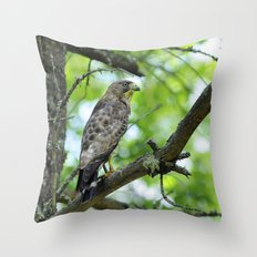 What's for lunch ? Throw Pillow