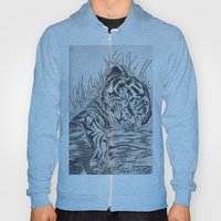 Cute Tiger Hoody