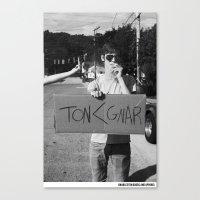 TON Canvas Print