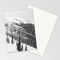Winter day Stationery Cards