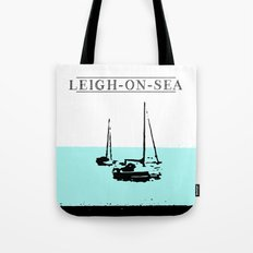 Two little Boats Tote Bag