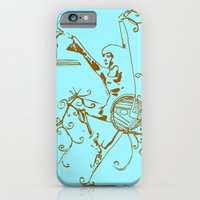 iPhone & iPod Case featuring Tiny Dancer [Locust] by The Bun