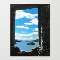 Loch Awe 3 Canvas Print