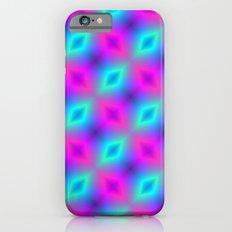 Neon Glow iPhone 6 Slim Case