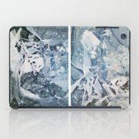 crystaux iPad Case