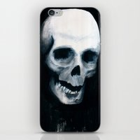 Bones XV iPhone & iPod Skin
