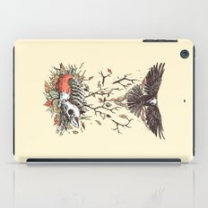 Eternal Sleep iPad Case