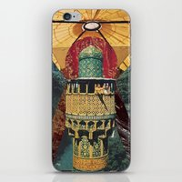 Sunset In Babylon iPhone & iPod Skin