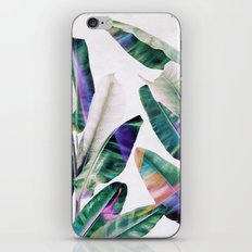 tropical #1 iPhone & iPod Skin