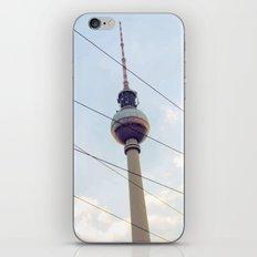 Berliner Fernsehturm iPhone & iPod Skin