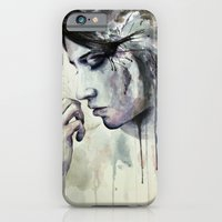 iPhone & iPod Case featuring Bittersweet Distraction. by Denise Esposito
