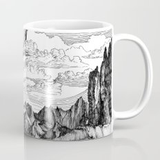 The mountains Mug