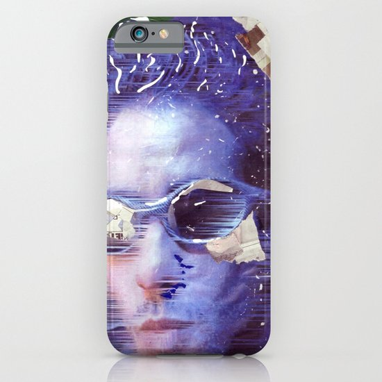 The passing cyclist  iPhone & iPod Case