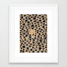 AYE AYE Framed Art Print