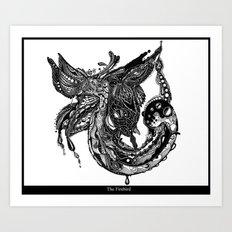The Firebird Art Print