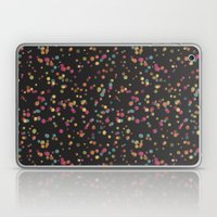 Dazzling Midnight [Dots] Laptop & iPad Skin