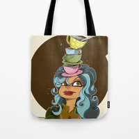 Tea Tyme Y'all Tote Bag
