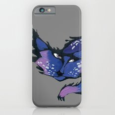 stray cat iPhone 6 Slim Case