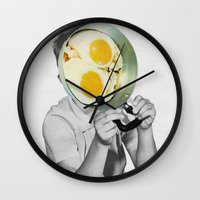 Goodmorning Wall Clock