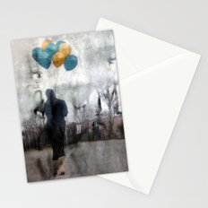 I Walk Alone Stationery Cards