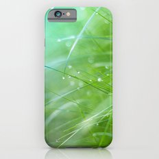 grass light iPhone 6s Slim Case