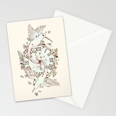 The Time We Have Stationery Cards