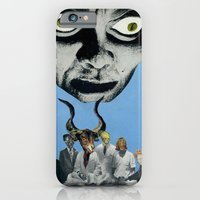 iPhone & iPod Case featuring Golem A G0-Go by oldsilverwargun