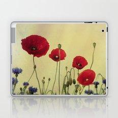 4 Poppys Laptop & iPad Skin
