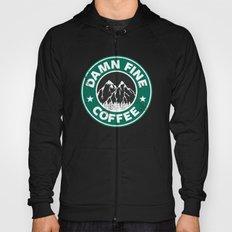 Damn Fine Coffee Hoody