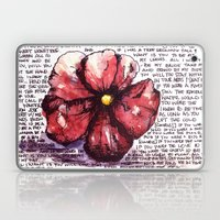Juno Flower Laptop & iPad Skin