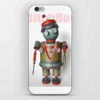 BitchBot iPhone & iPod Skin