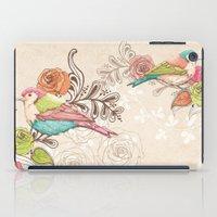 Country Garden iPad Case