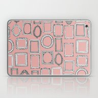 Picture Frames Mimosa Laptop & iPad Skin