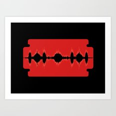 Edit the Sound Art Print