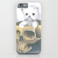 i ated all the brains iPhone 6 Slim Case