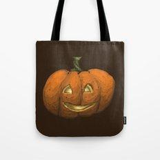2016 Halloween Pumpkin Tote Bag