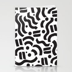 ABSTRACT 0018 Stationery Cards