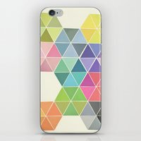 Fragmented iPhone & iPod Skin