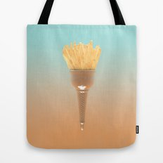 Papas Fritas Ice Cream Tote Bag