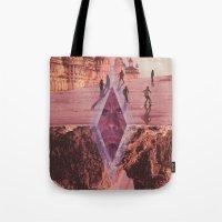 Rough Diamonds Tote Bag